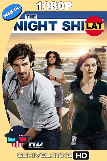 The Night Shift (2014) Temporada 01 WEB-DL 1080p Latino-Ingles MKV