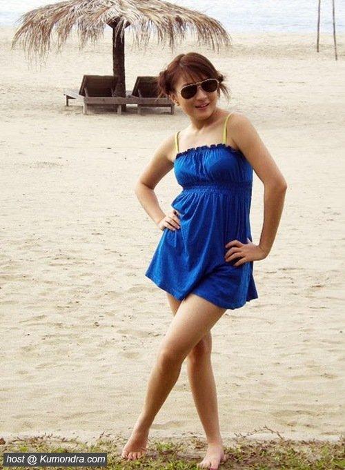 Kanomatakeisuke Wut Hmone Shwe Yee  Charming Myanmar Actress-8087