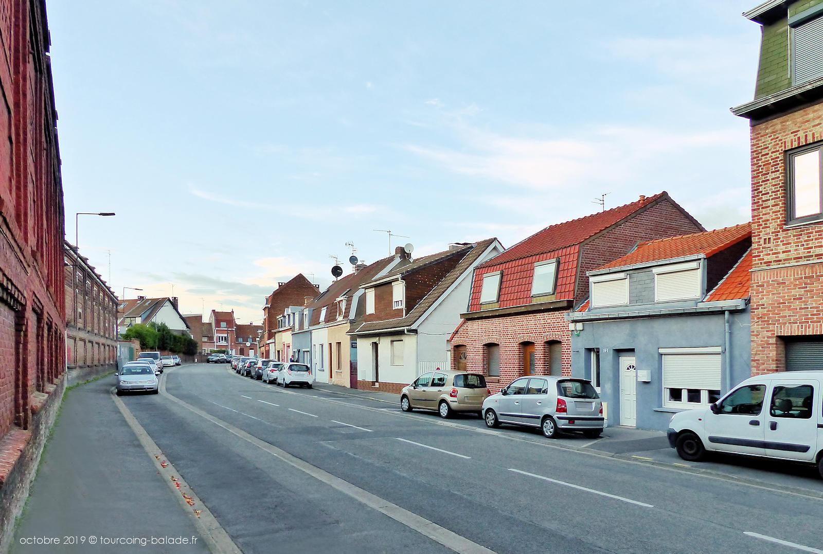 Rue de la Potente, Tourcoing Croix-Rouge