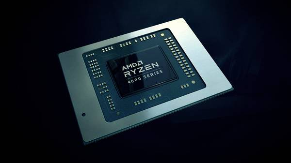 AMD Ryzen 7 4800H processor running points leaked