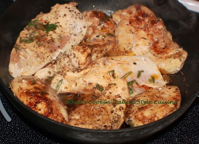 Two Easy Turkey Or Chicken Scallopini Recipes What S Cookin Italian Style Cuisine