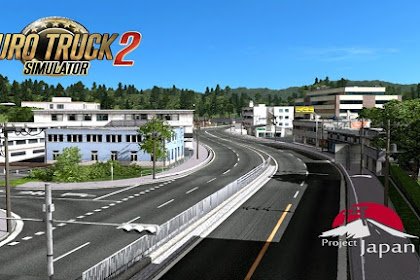 Free Download Mod Japan Beta for Euro Truck Simulator 2 (ETS2) on Computer or Laptop