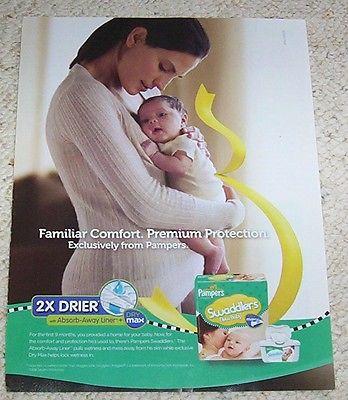 Rhetorical Appeals in Diaper Ads