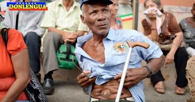 Migración forzada convierte a Venezuela en un país lleno de ancianos y niños sin futuro