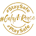 Royce paves road to recovery reminding us to #StaySafe. #PlaySafe. #OnlyAtRoyce