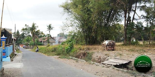 Tanah jalan Gito Gati dekat Mall Baru Sleman