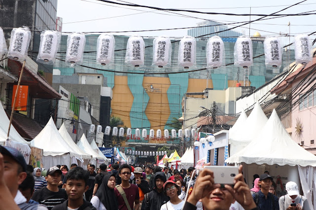 Galeri Foto Festival 'Ennichisai' 2019, Intip Berbagai Keseruannya!