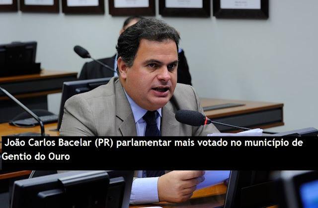 Terceirização: Veja como votaram os deputados votados no município de Gentio do Ouro