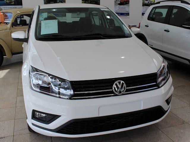 Novo VW Gol 2019