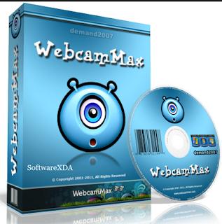 download WebcamMax 7.9.4.8 Crack full Version free