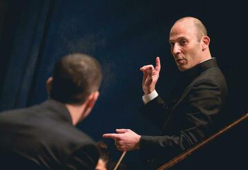 הגורל דופק בדלת: התזמורת הקאמרית הישראלית - כרטיסים ולוח קונצרטים 2021