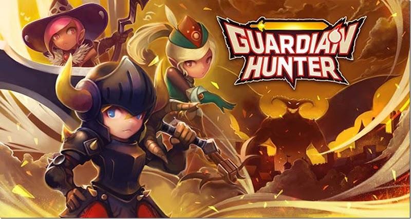 Guardian Hunter MOD APK [Mega Mod] V1.3.0.00 - Super Brawl RPG