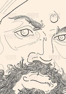 inspiring-series-art-print-poster-bharathi