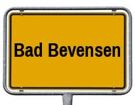 Ortsschild Bad Bevensen
