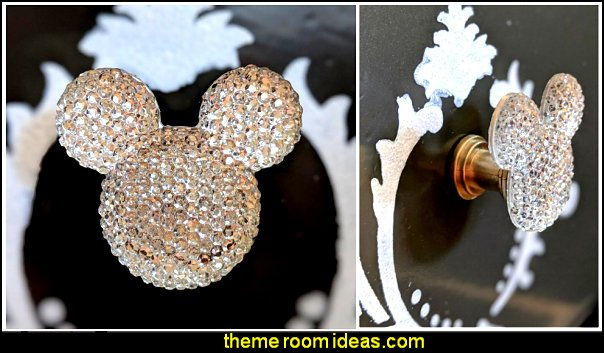 Mouse Drawer Pulls  mickey Mouse Drawer Pulls  mickey mouse home decor mickey mouse