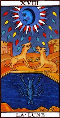 Arcano del Tarot de Marsella