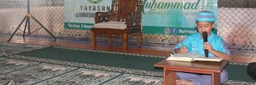 Maulid Nabi Muhammad SAW 1441 H di Lapangan Futsal Bumix oleh Yayasan Hurrasul Aqidah 20191109