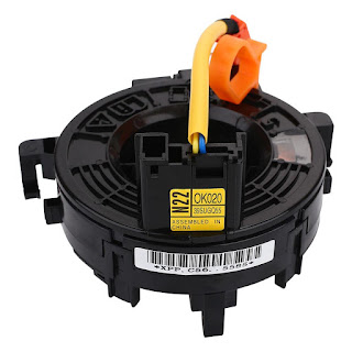 cara melepas dan memasang clock spring air bag Hal - Hal Yang Harus Diperhatikan Saat Melepas Dan Memasang Clock Spring Air Bag
