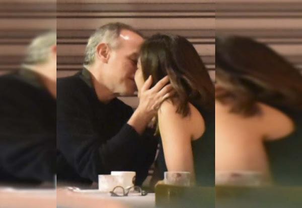 Tunde a López-Gatell por estar en cita romántica; se dio besos de lengua con su novia