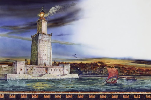 පුරාණ ලෝකයේ පුදුම හත - තෙවැනි කොටස (Sevens Wonders Of The Ancient World - Part Three) - Your Choice Way