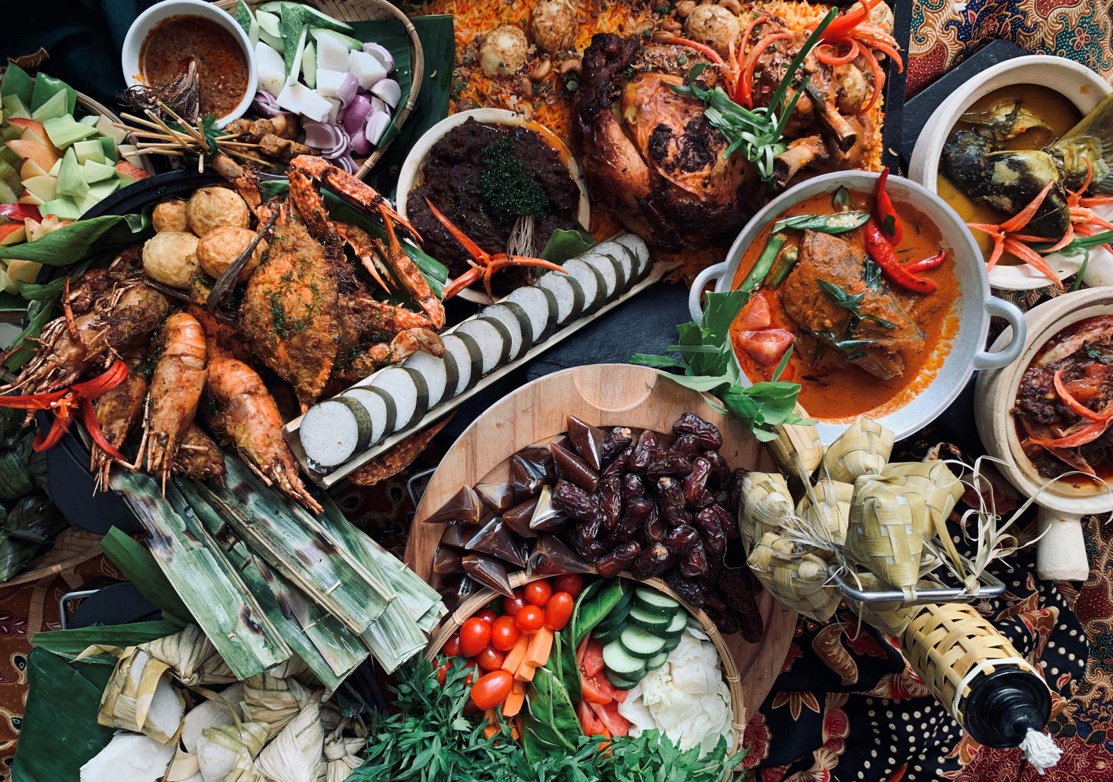 2019 selera kampung buffet: traders hotel kuala lumpur