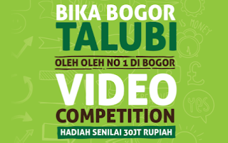 Lomba Video Competition Bika Bogor Talubi