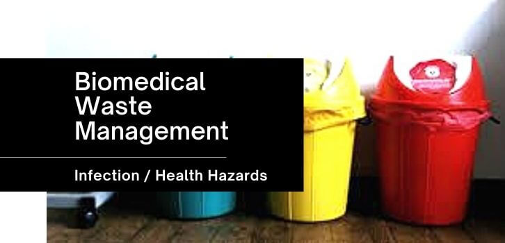 Bipmedical waste management guidelines updated