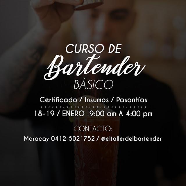El taller del bartender