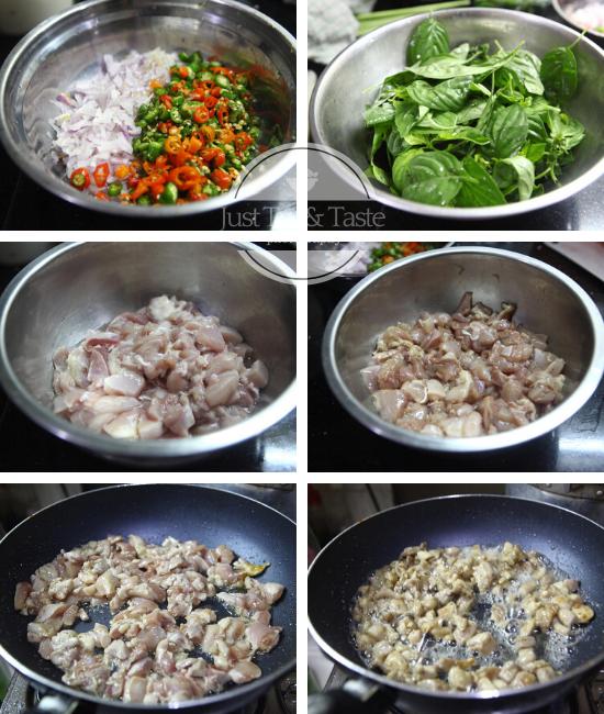 Resep Ayam Kemangi JTT