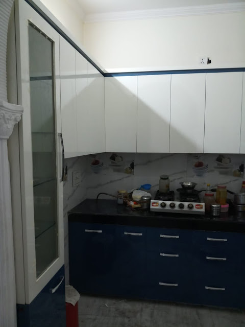 Modular Kitchen Work done in Uttam Nagar