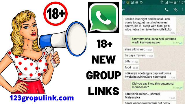 Join 18+ Whatsapp Group Links latest