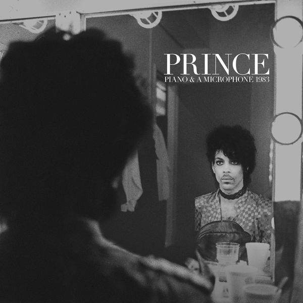 Prince - Piano & a Microphone 1983 Cover