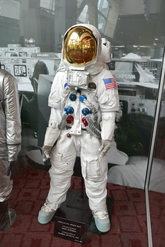 Ryan Gosling First Man Apollo A7L spacesuit
