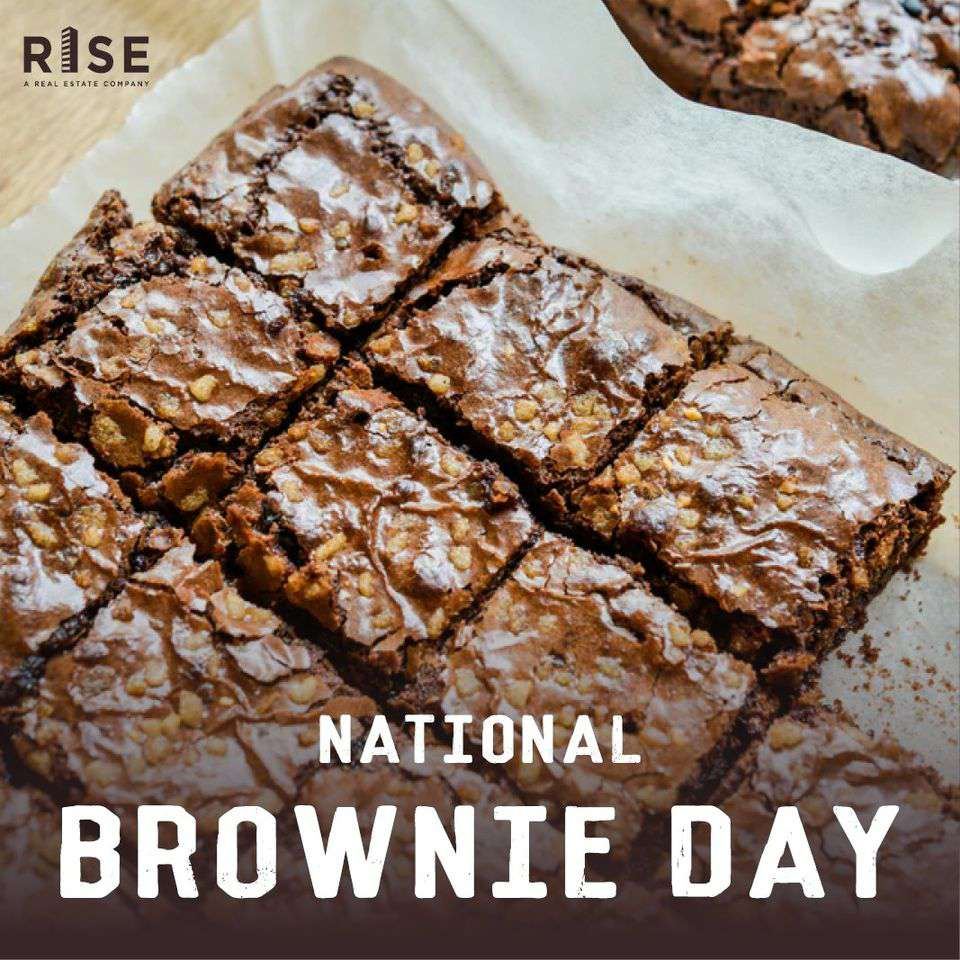 National Brownie Day Wishes Photos