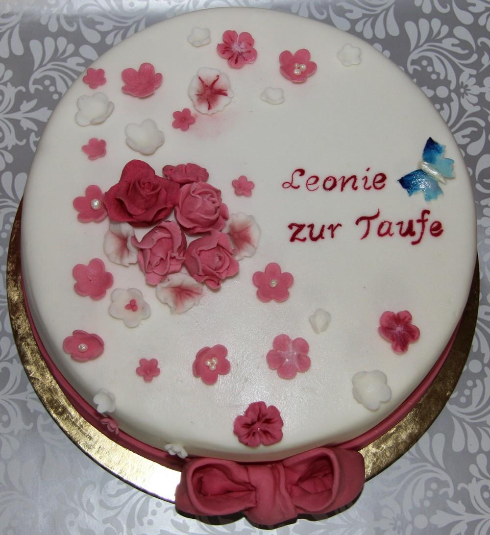 Kuchen fur eine taufe  Appetitlich FotoBlog fr Sie