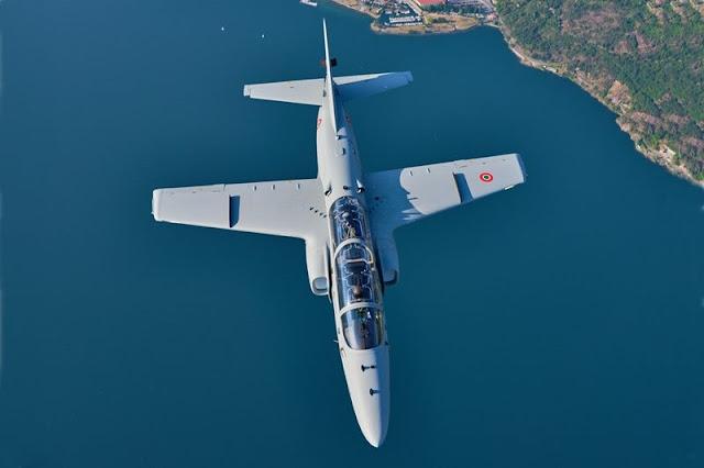 Leonardo M345 Galatina Aeronautica