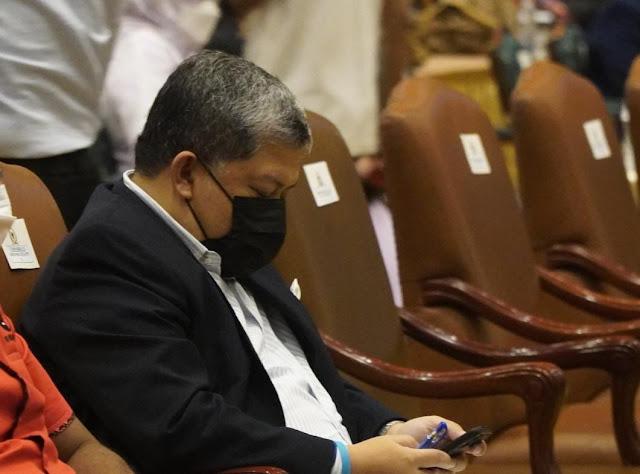 Petuah Pagi Fahri Hamzah, Orang yang Tinggal di Istana Hari Ini Bisa Saja Kelak Tinggal di Penjara