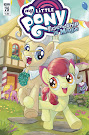 My Little Pony Friendship is Magic #79 Comic Cover A Variant