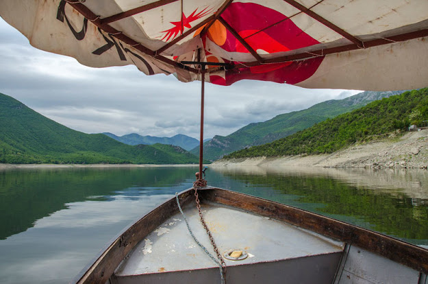 Tikvesh Lake