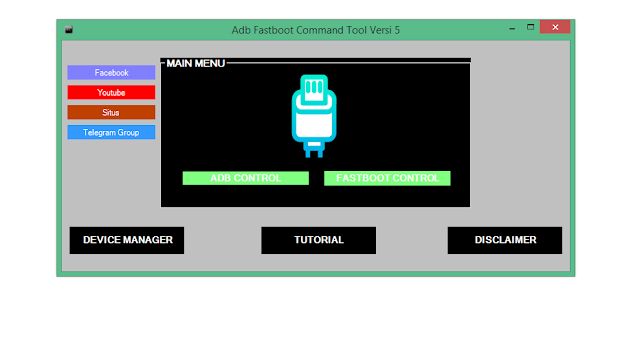 Adb Fastboot Command Tool Versi 5-Support Unlock Bootloader