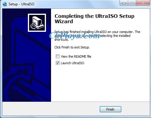 Hướng dẫn Cài đặt UltraISO 5