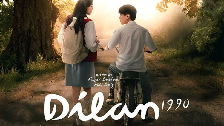 download video dilan 1990 full
