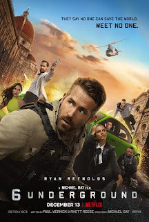 6 Underground (2019) Movie Free Download HD & Watch Online