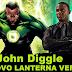 John Diggle - Se torna o Lanterna Verde  (Em cena final da série Arrow)