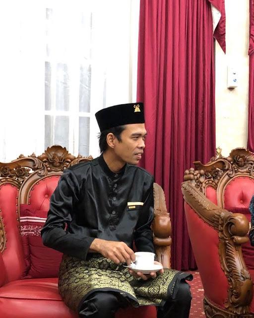 Ustadz Abdul Somad Keren
