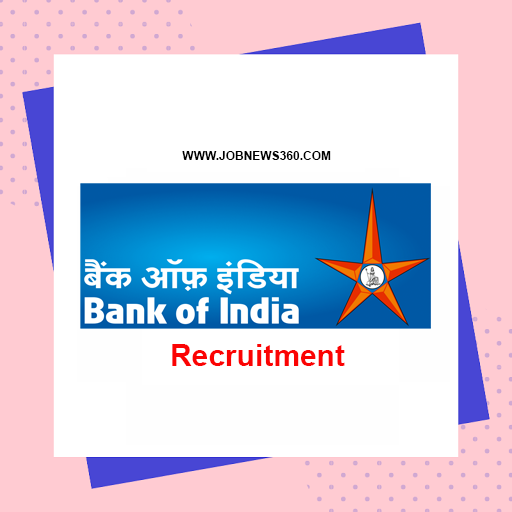 Bank of India Recruitment 2020 for Office Assistant, Attendant & Faculty
