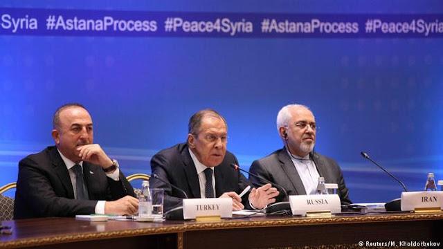Rusia, Irán y Turquía piden a la ONU ayudar a Damasco