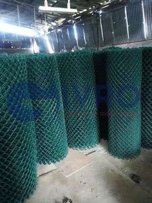 Jual Kawat Harmonika PVC Jakarta Timur