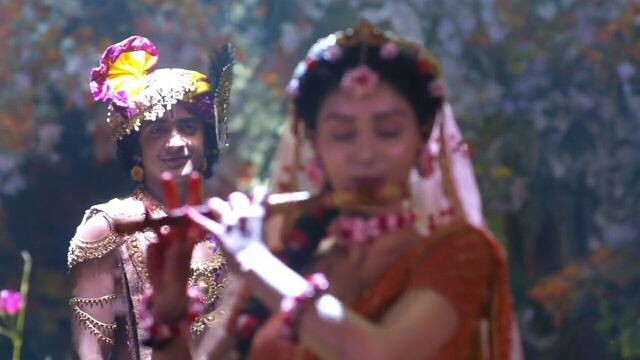 Radha Krishn: Krishna - Arjun Gatha S3 E05 04 Nov full Episode