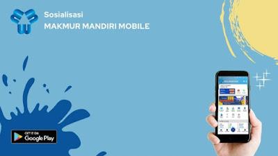 Digitalisasi Layanan, KMM Sosialisasikan Makmur Mandiri Mobile Kepada 160 Cabang